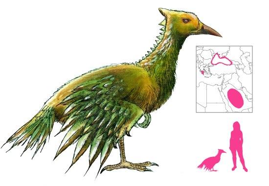 Stymphalian bird 2