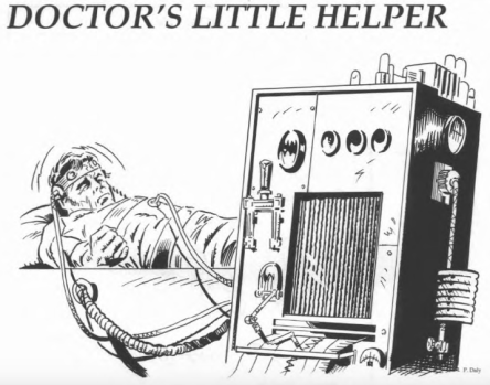 doctor's little helper
