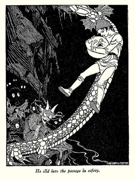legserpent dorothy lathrop