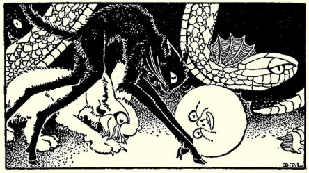 monsters dorothy lathrop
